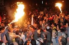 Người Ai Cập hoan hỉ sau khi Mubarak từ chức