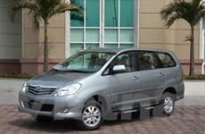 Innova GSR 2011 của Toyota có giá 754 triệu đồng