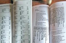 Ứng dụng công nghệ xử lý chữ viết dân tộc Thái