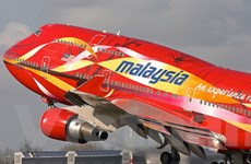 Malaysia Airlines cho phép mua vé qua Facebook