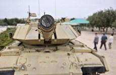 Yemen: Nhiều xe tăng triển khai tại thủ đô Sanaa