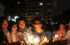 Giờ Trái Đất: Việt Nam tiết kiệm 400.000 kWh điện