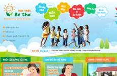 Ra mắt trang web hỗ trợ nuôi dưỡng trẻ sơ sinh