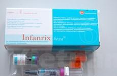 Lô vắcxin 6 trong 1 bị thu hồi vẫn ở ngưỡng an toàn