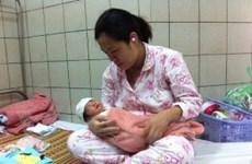 Cứu sống trẻ sơ sinh bị tật tim bẩm sinh nguy hiểm