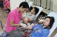 Vinh danh những tấm lòng cao cả tham gia hiến máu