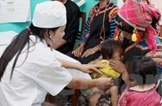 Việt Nam có khoảng 1 triệu trẻ bị suy dinh dưỡng