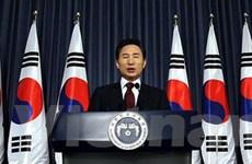 Quân đội Hàn Quốc đặt trong tình trạng báo động