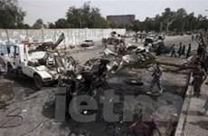Iraq cảnh giác cao sau vụ đánh bom đại sứ quán