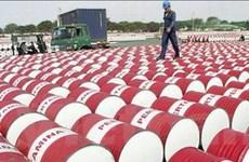 Giá dầu tiếp tục hạ nhiệt trên thị trường châu Á