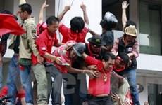 Thái Lan giao trọng trách an ninh cho quân đội