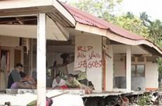Động đất ở Indonesia và ngoài khơi Tonga, Samoa