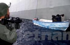 """LHQ kêu gọi """"mạnh tay"""" với cướp biển Somalia"""
