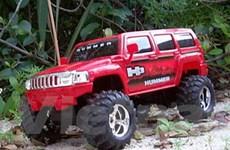 GM thu hồi hơn 162.000 xe Hummer do lỗi mui xe