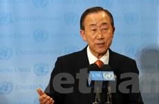 Liên hợp quốc kêu gọi tăng an ninh con người