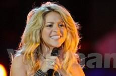 Sau World Cup, Shakira hát cho phim Bollywood