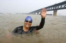 Bơi vượt 750 dặm để xem World Expo Thượng Hải