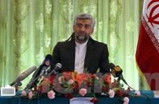 Iran để ngỏ khả năng nối lại đàm phán hạt nhân