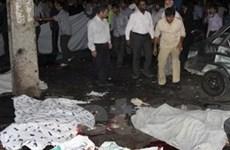 Iran: Đánh bom liều chết, hơn 20 người thiệt mạng