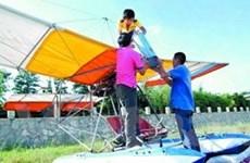 """Một """"hai lúa"""" của Trung Quốc chế tạo thủy phi cơ"""