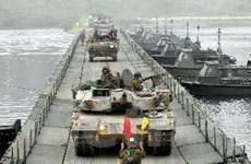 Triều Tiên chỉ trích kế hoạch tập trận chung Mỹ-Hàn