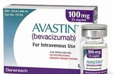 Thuốc trị ung thư Avastin vẫn lưu hành ở Australia