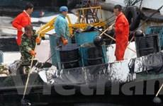 Trung Quốc công bố nguyên nhân vụ nổ ống dẫn dầu