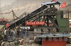 Cháy mỏ vàng ở Trung Quốc, 16 người thiệt mạng