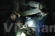 Sụt nóc lò than ở Quảng Ninh, 4 công nhân bị nạn