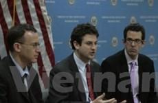 """Cựu nhân viên ngoại giao Mỹ """"đầu quân"""" cho Google"""