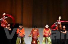 Việt Nam giành 2 giải Vàng Liên hoan múa rối quốc tế