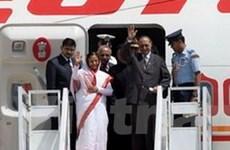 Tổng thống Ấn Độ Patil thăm chính thức Campuchia