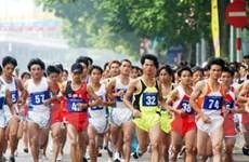 Gần 2.000 người dự chung kết chạy báo Hà Nội Mới