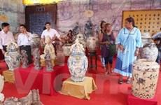 Triển lãm nghề gốm Bát Tràng - Cổ truyền và hiện đại