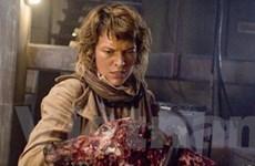 """""""Resident Evil: Afterlife"""" 3D thống trị bảng xếp hạng"""