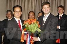 Hà Lan tặng hoa tulip mang tên Thăng Long-Hà Nội