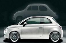 Xe Fiat có mức thải khí CO2 thấp nhất ở châu Âu