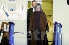 Ngoại trưởng Mỹ Hillary Clinton công du tới Balkan