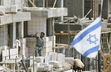 Israel hoãn hội nghị thượng đỉnh hòa bình Trung Đông
