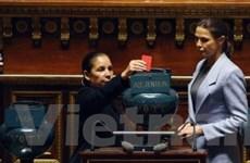 Thượng viện Pháp thông qua dự luật cải cách hưu trí