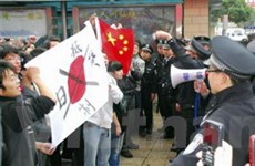 Quan hệ Nhật Bản-Trung Quốc tiếp tục căng thẳng