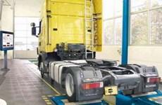 Kiểm tra tải trọng của xe tải mà không cần dừng xe