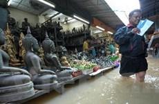 Lũ lụt tiếp tục hoành hành tại miền Nam Thái Lan