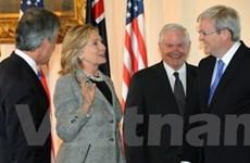 Mỹ-Australia tổ chức Hội nghị tham vấn cấp bộ trưởng