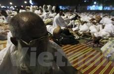 2,5 triệu người Hồi giáo dự lễ hành hương Hajj
