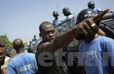 Guinea ban bố tình trạng khẩn cấp trên toàn quốc