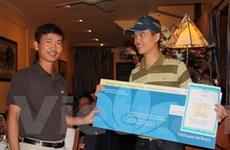 100 tay golf dự Giải dành cho Việt kiều ở Australia