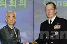 Mỹ, Hàn thảo luận cách thức tăng hợp tác phòng thủ