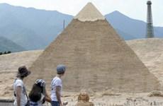 Ai Cập đặt mục tiêu đón 25 triệu du khách năm 2020