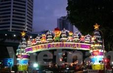 Không khí đón Giáng sinh tưng bừng tại châu Á